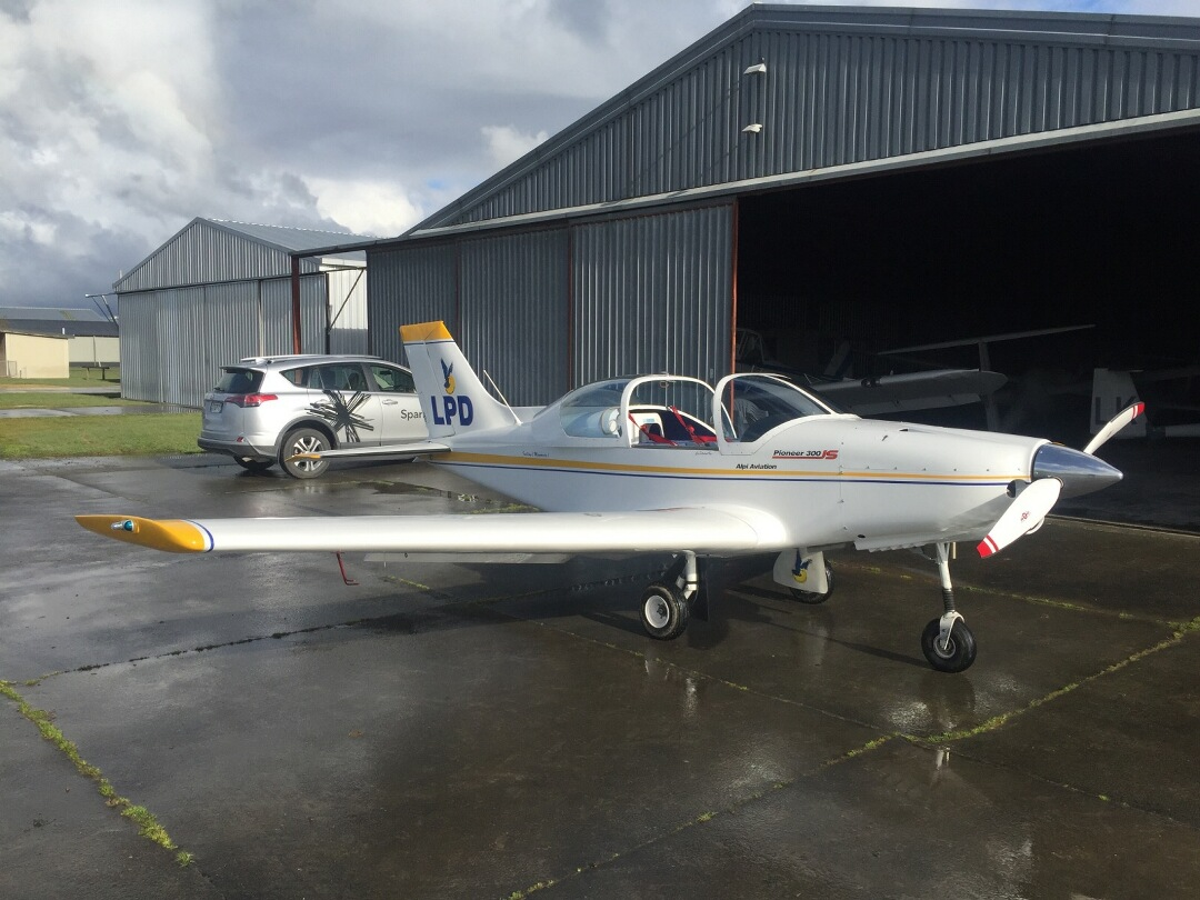 Jabiru to Rotax Change Over - ZK LPD - ALPI Aviation NZ Ltd
